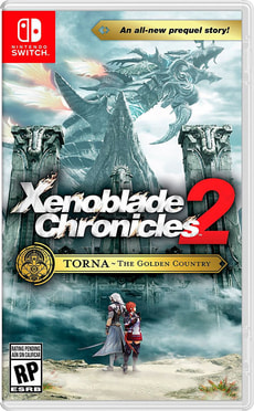 Switch - Xenoblade Chronicles 2: Torna - The Golden Country (D)