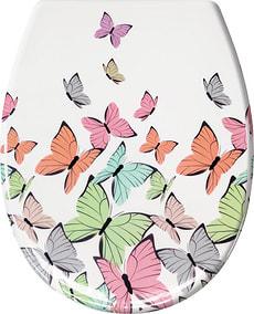 WC-Sitz Butterflies