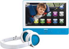 TDV-900b Lecteur portable DVD bleu