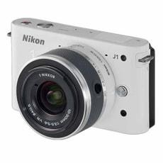 L- Nikon 1 J1 Kit, 10-30 mm white