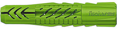 Cheville universelle UX 6R green