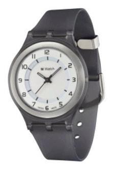 SLIM noir montre
