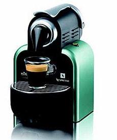 L-MACHINE A CAFÉ À CAPSULES NESPRESSO CA