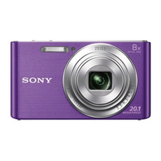 DSC-W830 Cybershot Appareil photo compact  violet