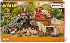 Stazione di ricerca Croco nella giungla