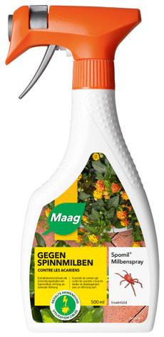 Spomil Spray anti-acarien, 500 ml