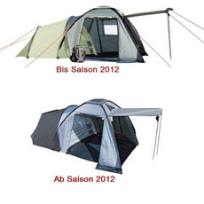 Montana 4 Tente