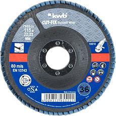 CUT-FIX® Disque abrasif, pour le métal, ø 115 mm, K36