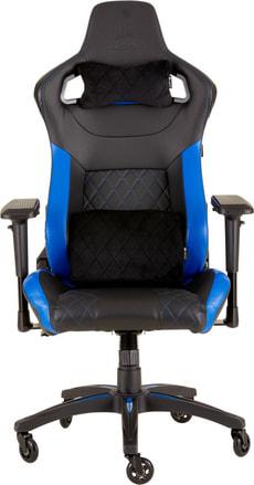 T1 RACE Spielstuhl blau