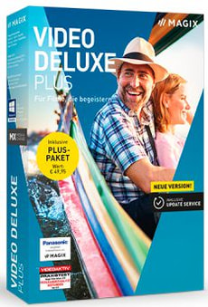 Video deluxe Plus 2019 [PC] (D)