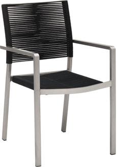 Sessel LUGANO, schwarz