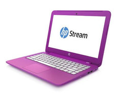 HP Stream 13-c020nz Notebook violett