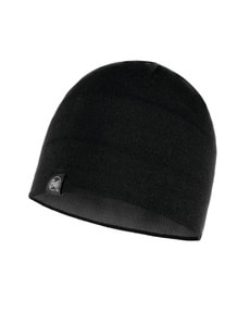 KNITTED HAT DUB BLACK