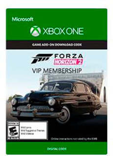 Xbox One -Forza Horizon 2 VIP Membership
