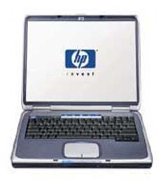 HP PAVILION NOTEBOOK ZE49