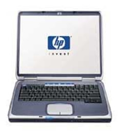 HP PAVILION NOTEBOOK ZE49