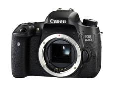 EOS 760D Body Spiegelreflexkamera