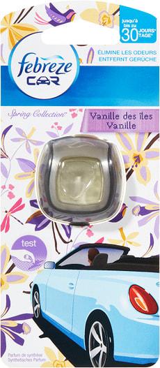 Lufterfrischer Vanille