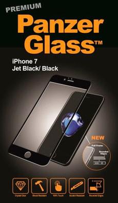 PanzerGlass Premium for iPhone 7 schwarz
