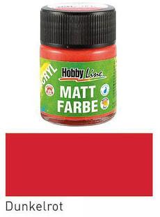 Mattfarbe 50ml