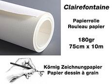 Papier dessin à grain