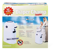 Windeleimer Diaper Champ