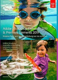 PC - Photoshop Elements 2019 & Premiere Elements 2019 (F)