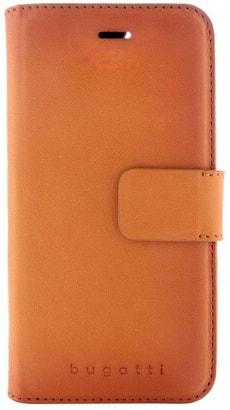 Booklet case Zurigo Cognac
