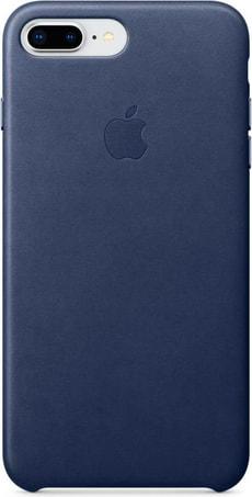 iPhone 8 Plus / 7 Plus Leather Case Midnight Blue