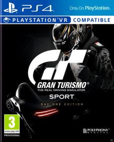 PS4 - Grand Turismo Sport - Standard plus Edition