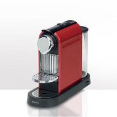 Turmix TX 170 CitiZ Fire-Red Machine capsule