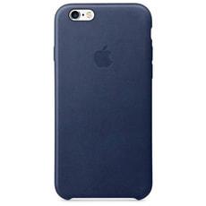 iPhone 6s Leder Case Mitternachtsblau
