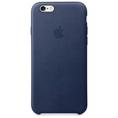 Leder Case iPhone 6s Mitternachtsblau