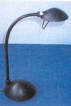 LAMPE DE TABLE LUNA NOIRE