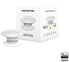 Z-Wave Button blanche