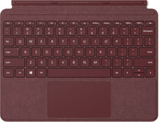 Surface Go Type Cover bordeaux