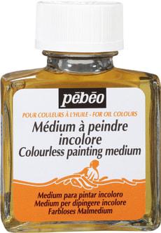 PÉBÉO Farbloses Malmedium 75ml