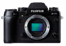 X-T1 Systemkamera Body schwarz