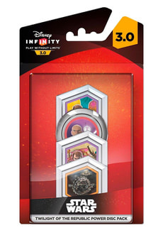 Disney Infinity 3.0: Twilight of the Republic Bonus-Coins-Set