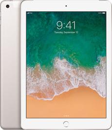 iPad LTE 32GB silver