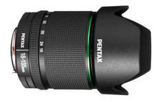 PENTAX smc DA f/3.5-5.6 Zoomobjektiv 18-135mm