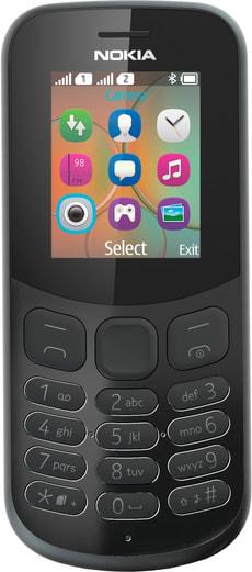 130 Dual SIM schwarz