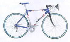 GITANE MACH 2002 58cm Rahmengrösse
