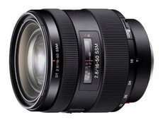Alpha Lens 16-50mm F2.8 SSM obiettivo