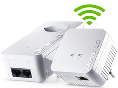 dLAN 550 WiFi Powerline Starter Kit