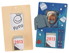 Kalender mit Foto