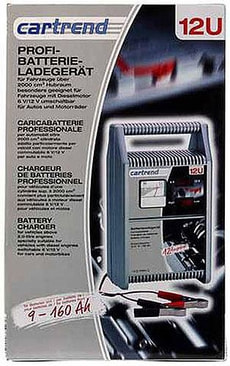 CARTREND 12U BATTERIE-LADEGERAET
