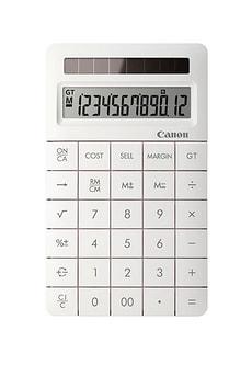 X MARK II Taschenrechner weiss