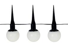 LED Solarlampen Combi Balls
