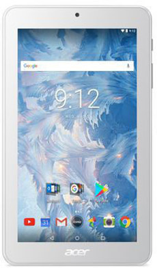 Iconia one 7 B1-7A0-W 16 GB Weiss